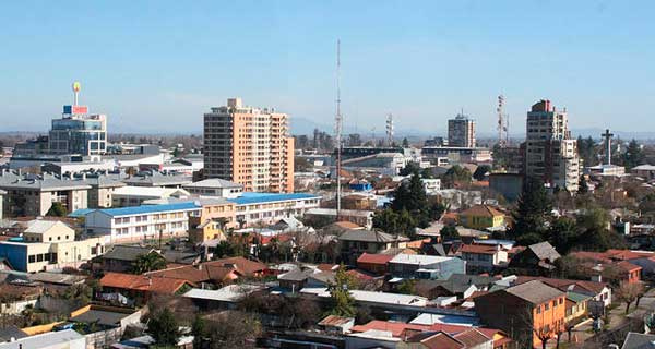 Resultado de imagen para fotos de ciudad de chillanchillan