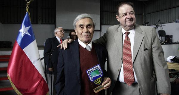 Pedro Novoa y Mateo Rodríguez.