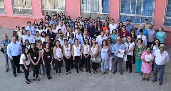 Los participantes del encuentro llegaron desde las cinco comunas que conforman la Provincia de Punilla.
