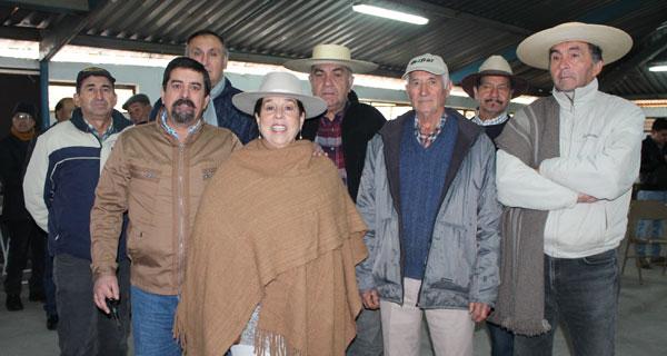 Mariano Castillo, Margarita Letelier, Víctor Vásquez, Fernando Soto, Omar Soto, Juan Aguilera y Pedro Soto.